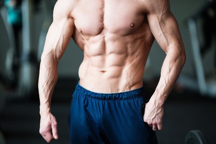 عندي عضلة أكبر من عضلة فما الحل؟   عدم تناسق العضلات والحلول